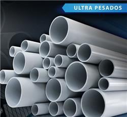 TRAMO 3 MTS. CAÑO PVC 25MM ULTRA PESADO GRIS