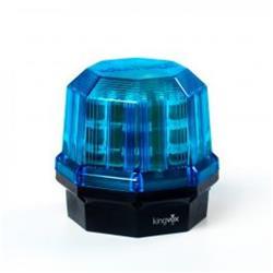 BALIZA  LED INTERMITENTE ILK-0 220V Ø 120 MM.