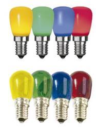 LAMPARA PERFUME AMARILLA   15W 220V E14