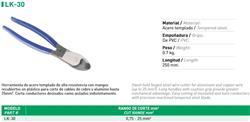 CORTA CABLE ALICATE H/25MM  LK-30