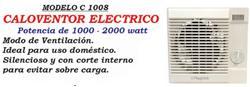 CALOVENTOR 1000/2000W SILENCIOSO - C1008