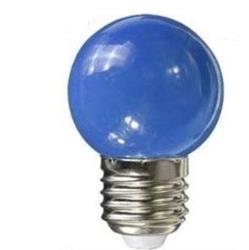 LAMPARA GOTA AZUL    15W OPAL E27