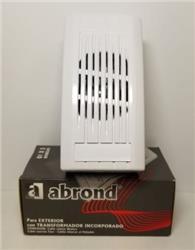 ZUMBADOR EXTERIOR 5X10 220 V 12 V C/ TRAFO  005