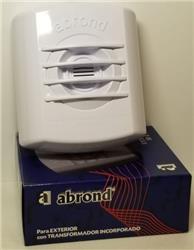 ZUMBADOR EXTERIOR 10X10 220 V 12 V C/ TRAFO 004