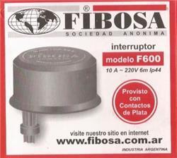 AUTOMATICO DE TANQUE (TANZA)COMPLETO F600