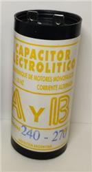 CAPACITOR      240/270uF (1/2HP)   110V