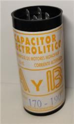 CAPACITOR      170/190uF  (1/3HP)    110V