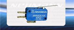 MICROINTERRUPTOR X-1 PLR-S PALANCA LARGA 40.8MM (25)