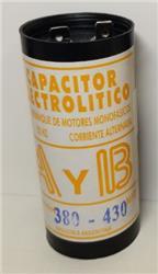 CAPACITOR      380/430uF  (1,5HP)     110V