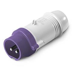 FICHA 2X16      24V  IP44 230-1600