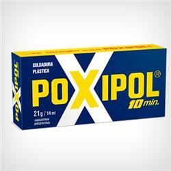 POXIPOL METALICO  10 MINUTOS 21G / 14ML CHICO