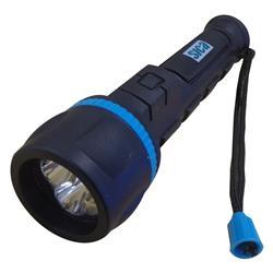 LINTERNA 3 LED PARA 2 PILAS AA  986162