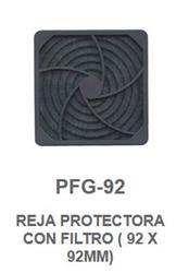 REJILLA C/FILTRO P/TURBINA 3,5'