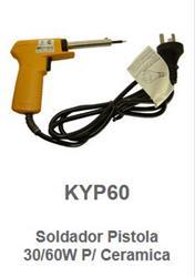 SOLDADOR PISTOLA 30/60W PUNTA CERAMICA KYP60