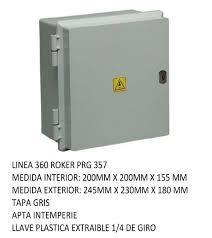 GABINETE PPL 245X230X180  PRG-357
