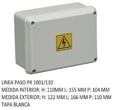 CAJA PVC ESTANCO 166X122X110 PR1001/110