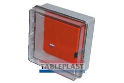 GABINETE PCB 485X470X204 TRANSPARENTE 4316