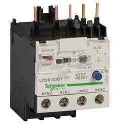 RELE TERMICO P/CONTACTOR  K 0.8 /1.2 MINI LR2K0306