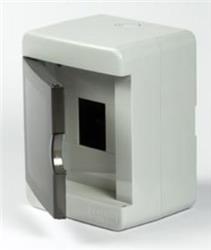 CAJA APLICAR 4 MODULOS P/FUME IP40 WT04104