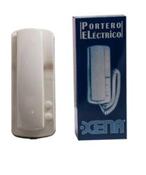 TELEFONO PORTERO XENA 1 BLANCO/ MARFIL