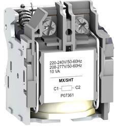 BOBINA DE APERTURA  MXP/NSX100-630 240V LV429387