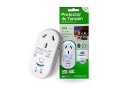 PR4 MINI .PROTECTOR DE TENSION P/TV/AUDIO/GAMES 1500W