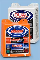 ELECTRIFICADOR PICANA® DUAL 40 (40 KM-12V/220V) D2400