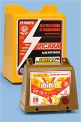 ELECTRIFICADOR PICANA® MINI 12 (20 KM/12V) AUTOSENS E3010