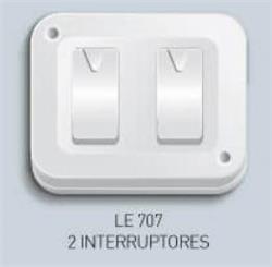 INTERRUPTOR EXTERIOR 2 PUNTOS