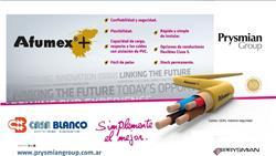 MTS.CABLE SUBTERRANEO AFUMEX 1000 5X2,5 MM