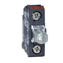BLOQUE LUMINOSO LED VERDE 230V ZALVM3