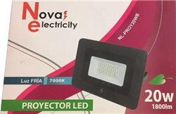 PROYECTOR LED 20W FRIO 7000K IP65