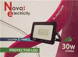 PROYECTOR LED 30W FRIO 7000K IP65