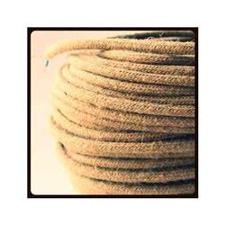 MTS.CABLE TEXTIL 2X0,50 MM YUTE