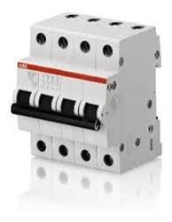 TERMOMAGNETICO 3X125A ABB S803B-C125  10KA