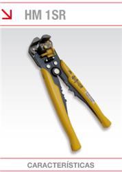PINZA PELACABLE HM-1SR (0.13 - 6 mm)