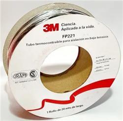 MTS.TERMOCONTRAIBLE S/ADHESIVO 9,0 A 4,5MM P/FINA FP221VW