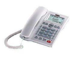 TELEFONO MESA/PARED BLANCO 7412 ID MANOS LIBRES