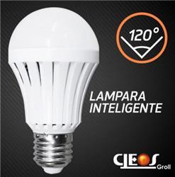 LAMPARA LED BULBO EMERGENCIA 15W CALIDA E27 1470LM 120°