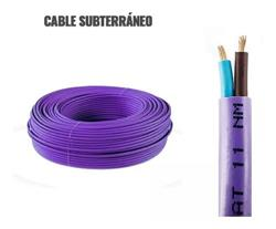MTS.CABLE SUBTERRANEO 2X16 MM
