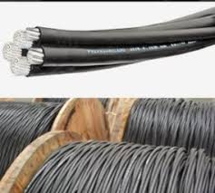 MTS.CABLE PREENSAMBLADO ALUMINIO 3X50+50+25 MM