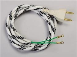 CABLE ARMADO P/PLANCHA 2X0,75 MM              3012