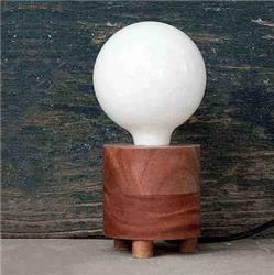 LAMPARA DE MESA MONA GLOBO OPAL DIMERIZABLE E27