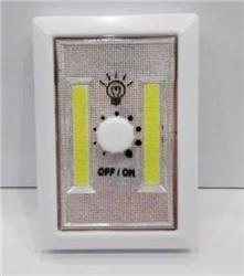 LUZ LED INTERIOR P/APLICAR A PILAS C/AUTOADESIBLE DIMMER