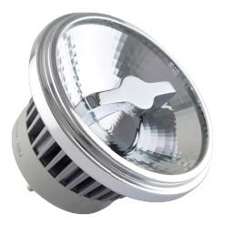 LAMPARA  LED AR111 15W GU10 BLANCO DINAMICO 24° DIMERIZABLE