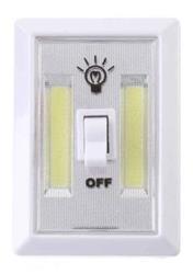 LUZ LED INTERIOR P/APLICAR A PILAS C/AUTOADESIBLE LLAVE