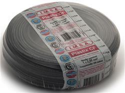 MTS.CABLE PLASTIX 2,5 MM NEGRO