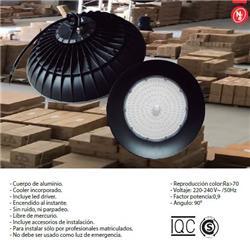 CAMPANA INDUSTRIAL LED 150W 7000K