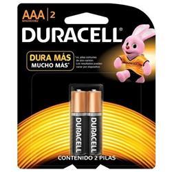 BLISTER X 2 AAA ALCALINA DURACELL 2221