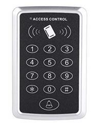 CONTROL DE ACCESO TARJETA/CODIGO 12VCC CAS-300